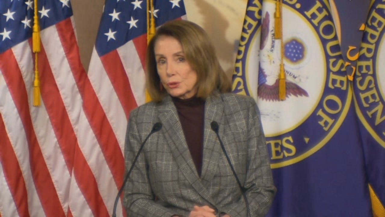 Speaker Pelosi Weighs On Failed Negotiations With North Korea During Vietnam Summit