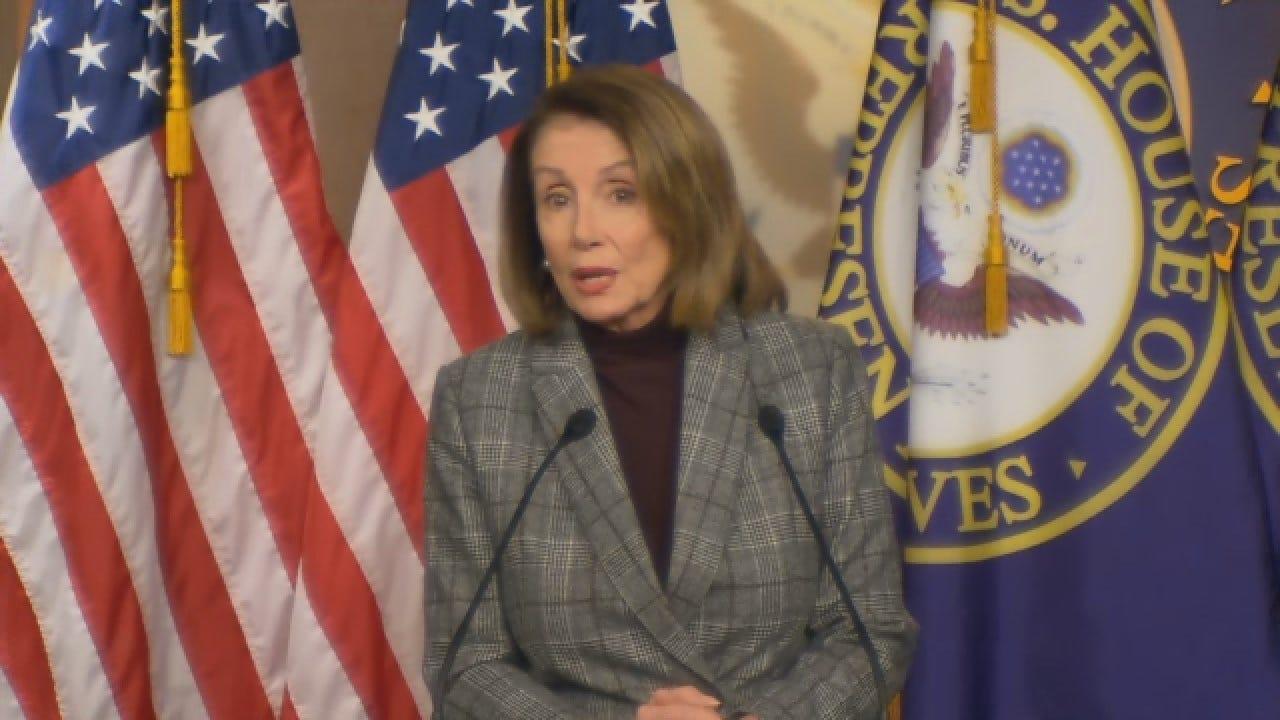 Speaker Pelosi On Cohen's Testimony, Possible Impeachment Of President Trump