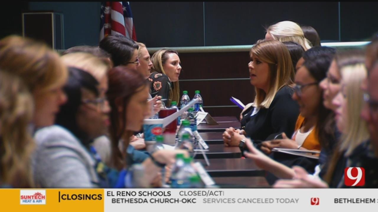 Edmond School District Reports Increase In Teacher Applicants