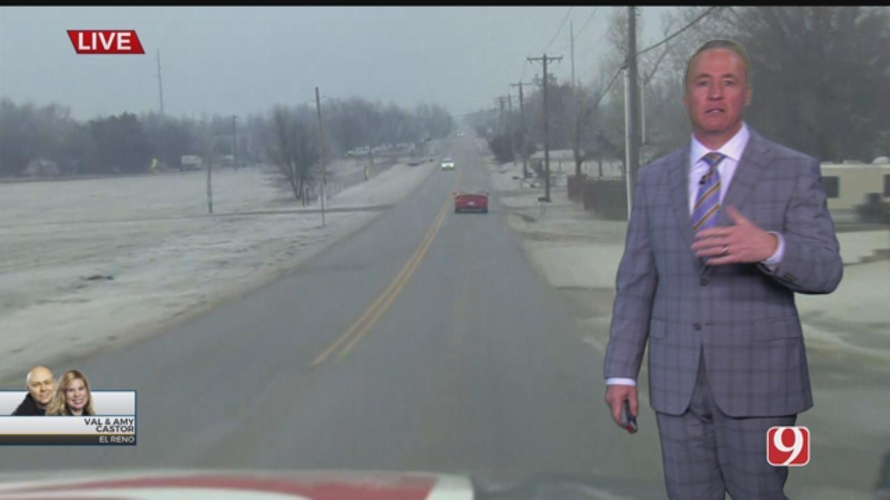 David Payne's 2 P.M. Winter Weather Update