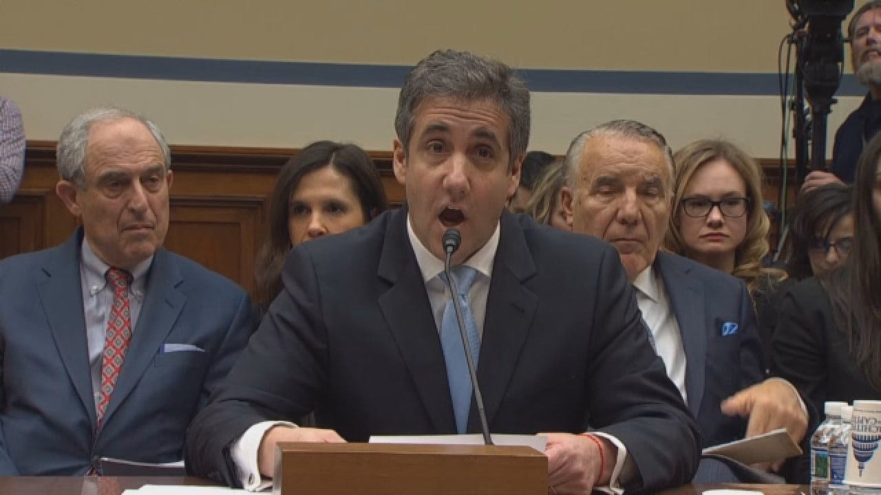 Cohen: Trump 'Has Become The Worst Version Of Himself'