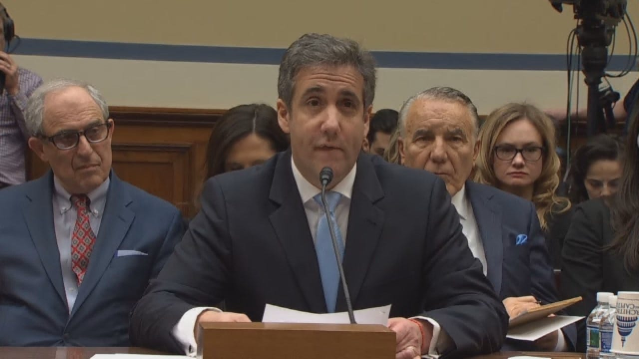Michael Cohen On 'Path To Redemption' After Lying To Congress Earlier, Other Crimes