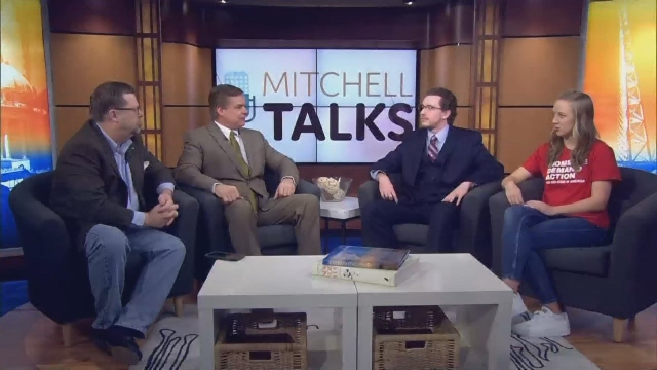 Mitchell Talks: Opponents Of 'Permitless Carry' Speak Out