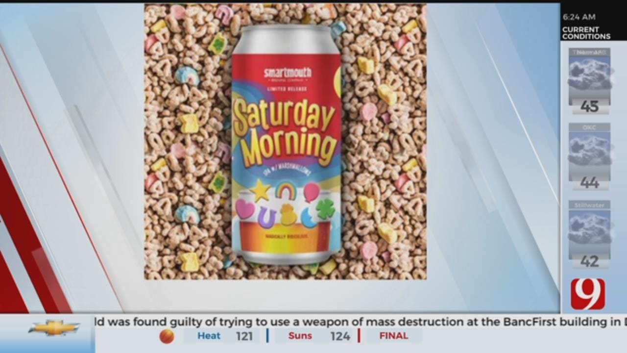 Virginia Brewery To Release Lucky Charms Inspired Beer