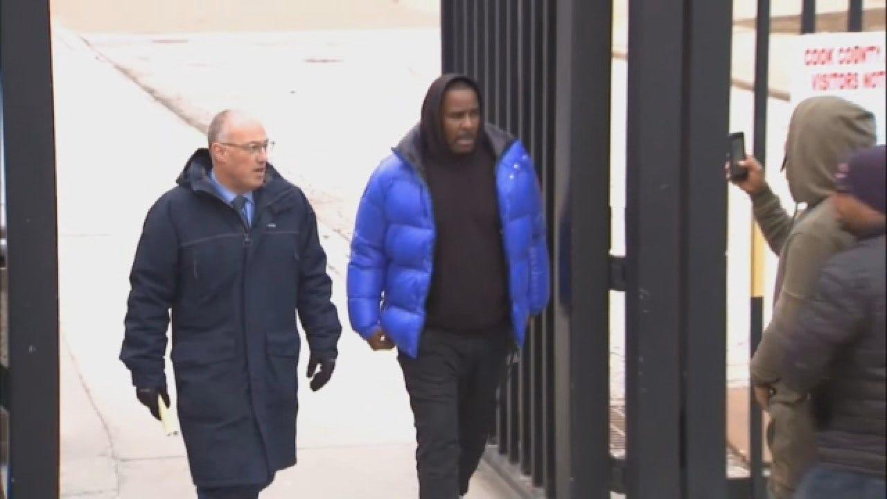 R. Kelly Free On Bail