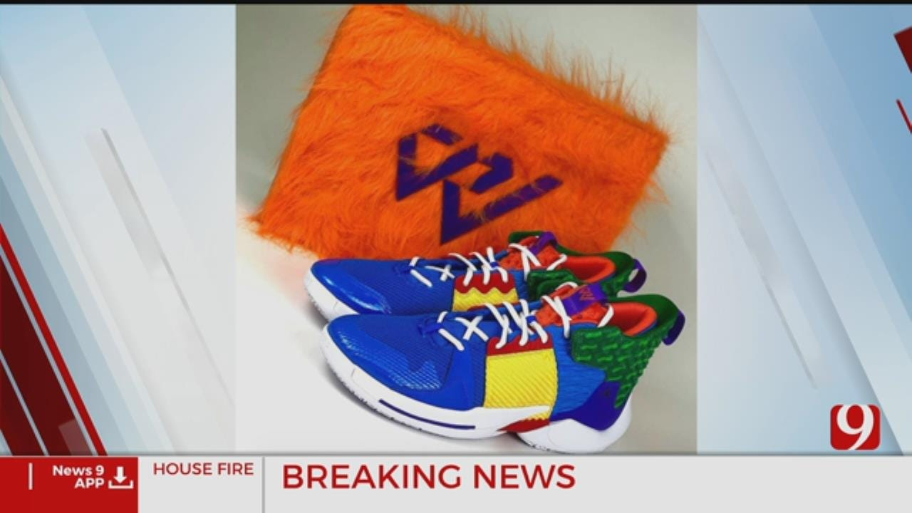 Westbrook Debuts 'Rugrat' Shoes