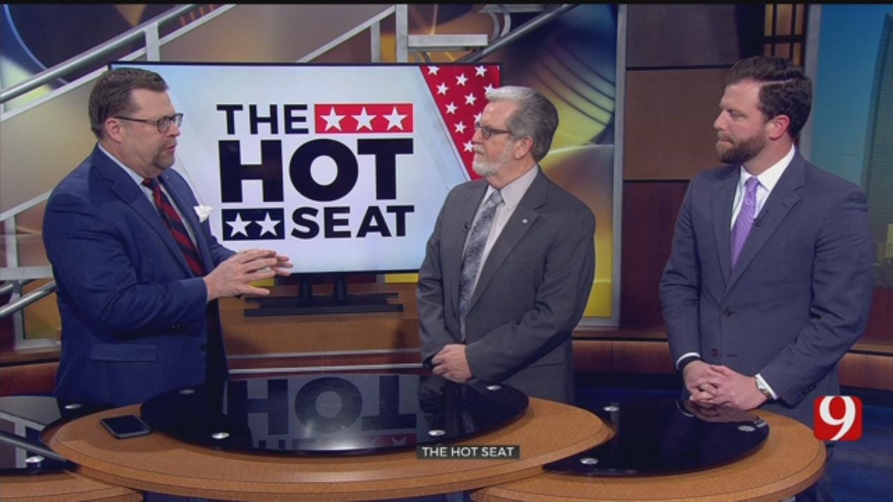 The Hot Seat: Making Movies In Oklahoma