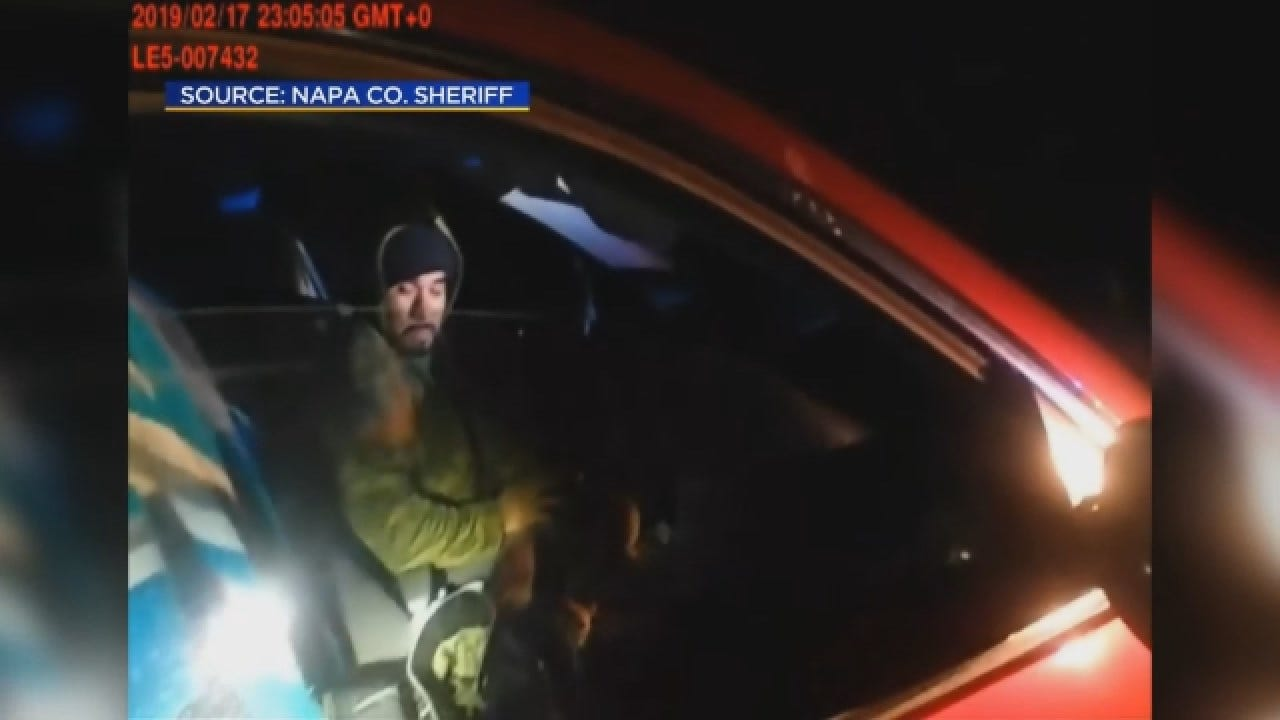 California Sheriff Releases Stunning Bodycam Video Of Deputy Fatally Shooting Suspect