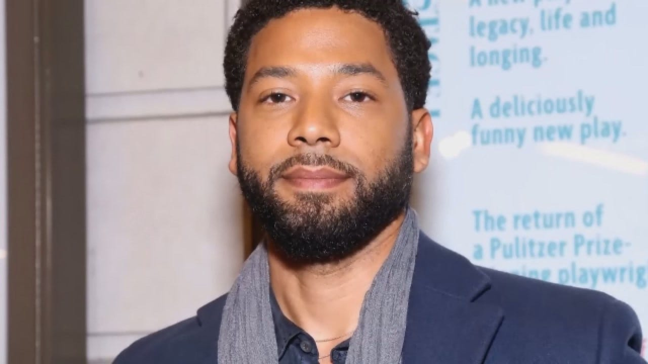Jussie Smollett Arrested, Accused Of Faking Attack