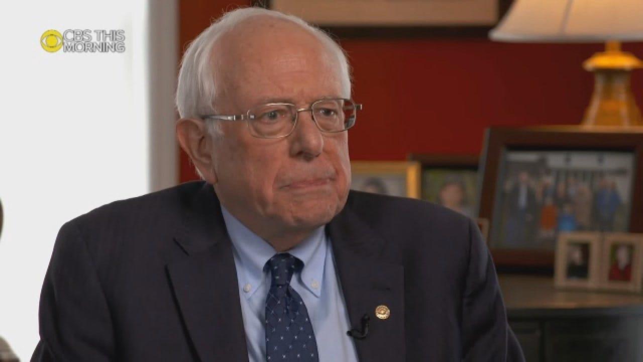Bernie Sanders Raises Millions Of Dollars Within Day Of Announcing 2020 Presidential Run
