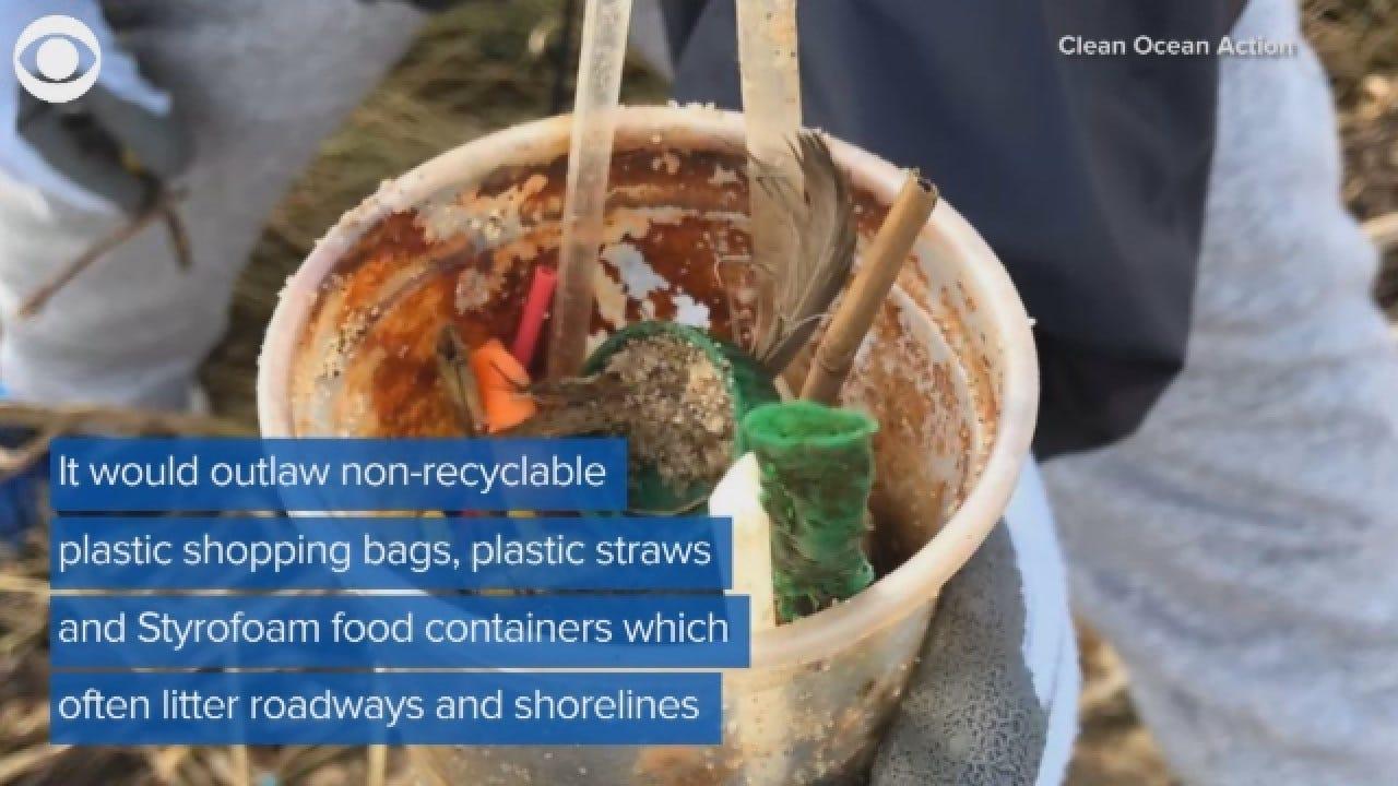 New Jersey Considering Plastic Ban
