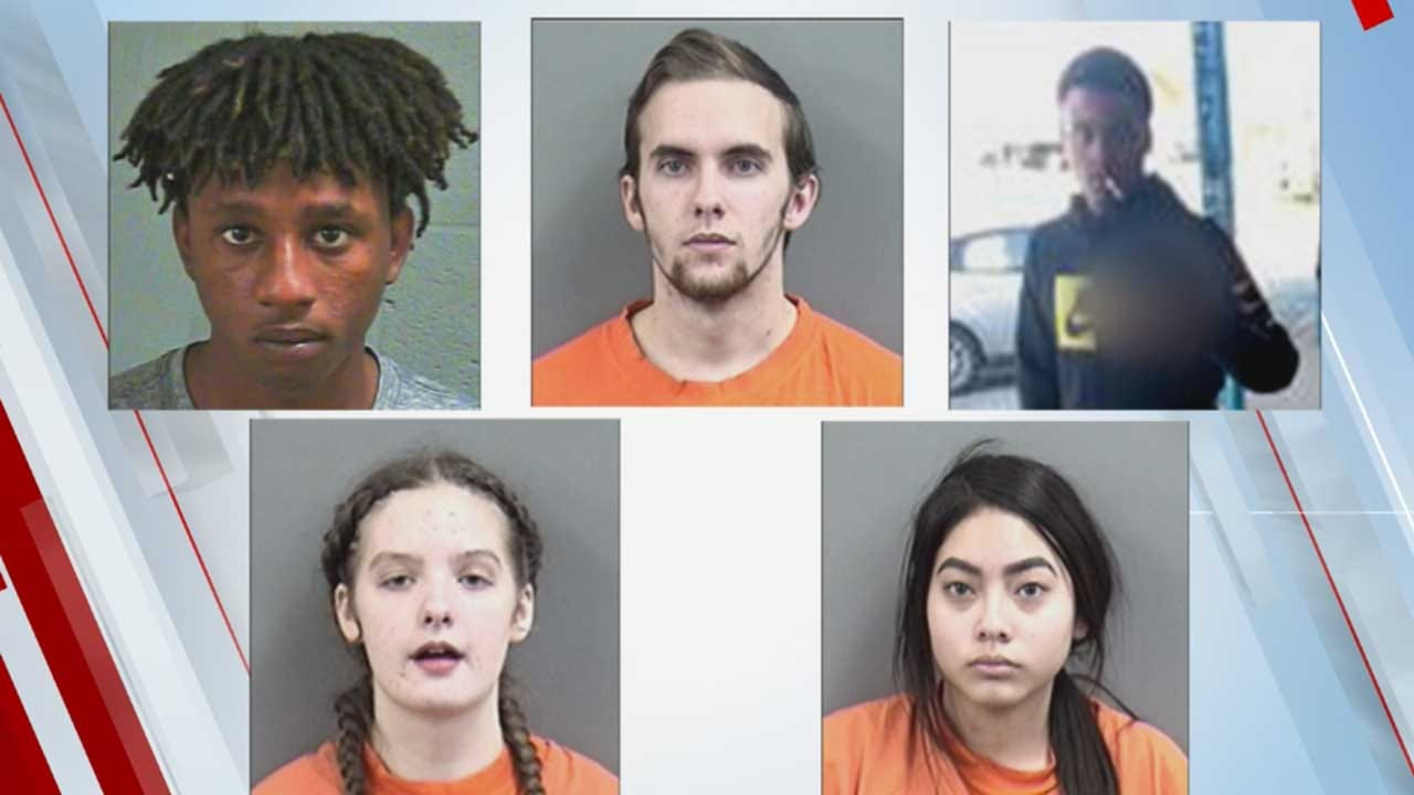 Final 2 Suspects Caught, Arrested For Murder Of Chickasha Teen