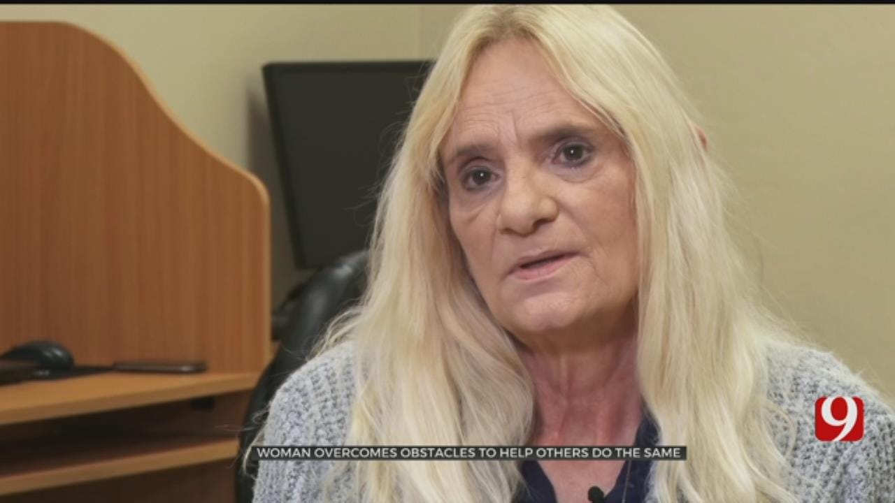 Oklahoma Woman Overcomes Obstacles To Help Others Do The Same