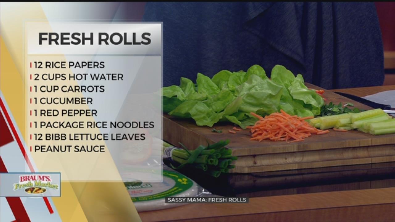 Sassy Mama: Fresh Rolls