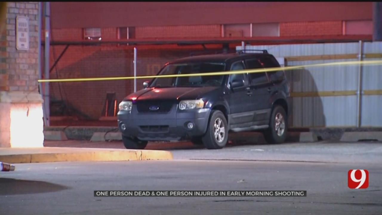 1 Dead After Multiple Shots Fired In Northwest OKC