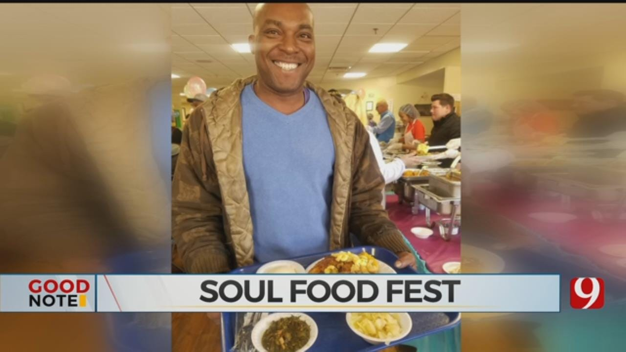 On A Good Note: Soul Food Fest Celebrates 19th Year