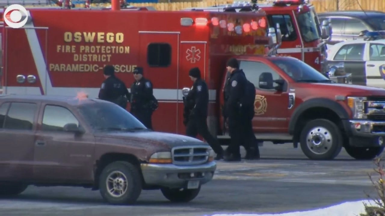 Web Extra: Police Respond To Active Shooter Situation In Aurora, Illinois