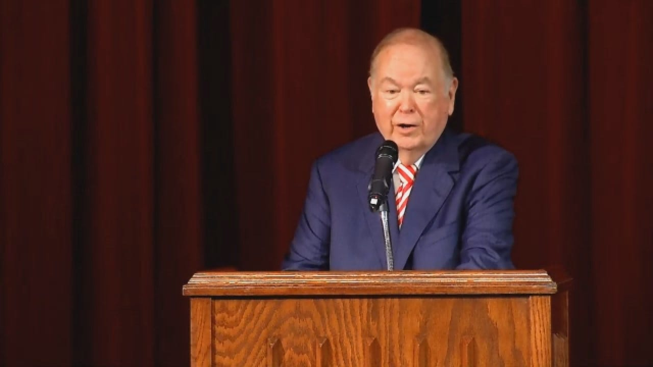 Former OU President David Boren Accused Of 'Serious Misconduct'
