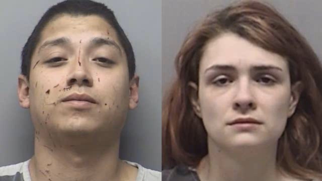 Parents Arrested After Children Found In Dog Cages, Deplorable Conditions