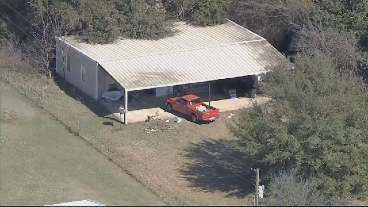 Aerials Of Home: 2 Kids Found In Dog Cages, 2 More Covered In Waste