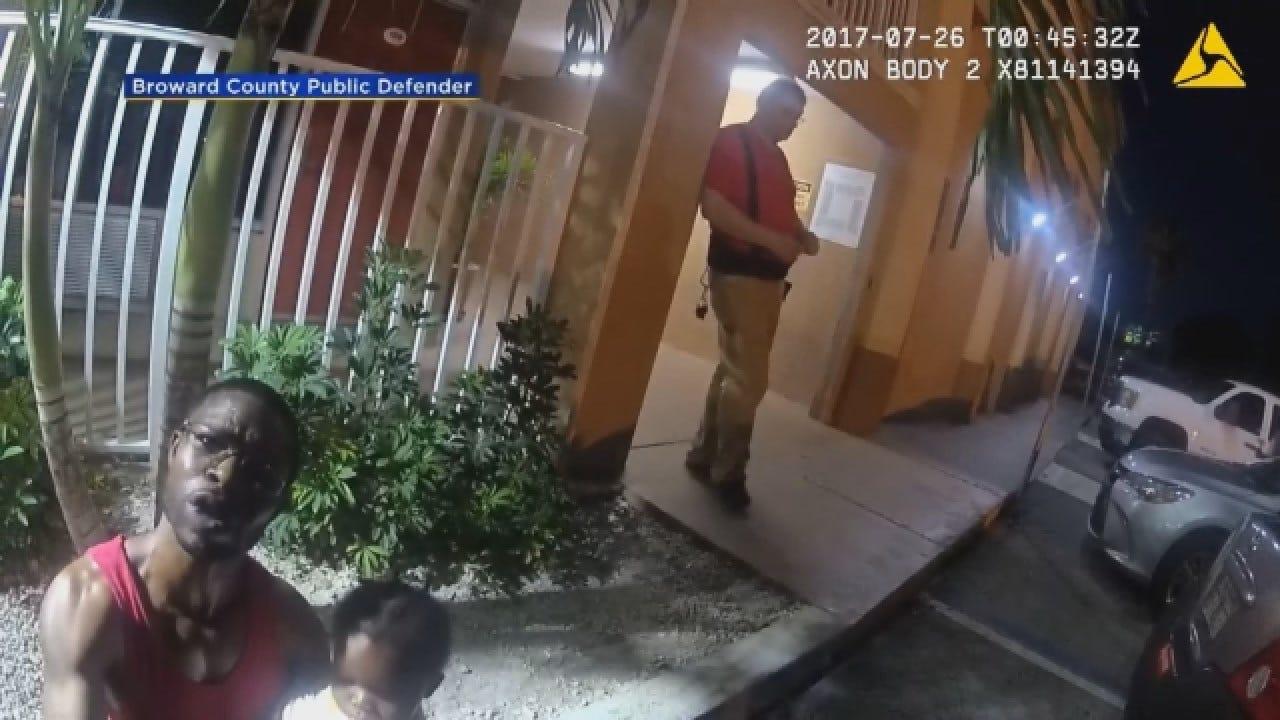 Florida Sheriff's Office Investigates Bodycam Video Of Officer Calling Black Man 'Boy'