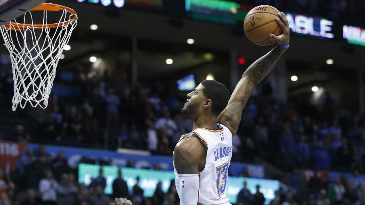 Thunder Blow Past Blazers For 11th Win In Last 12
