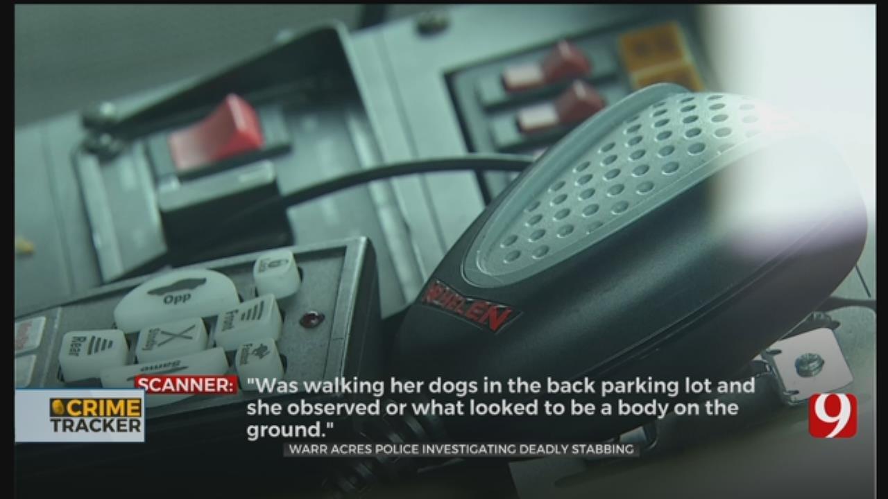 Resident Finds Homicide Victim In Warr Acres Apartment Parking Lot