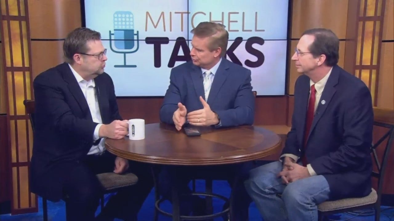 Mitchell Talks: What Oklahoma's Permitless Carry Would Be, What It Would Not Be