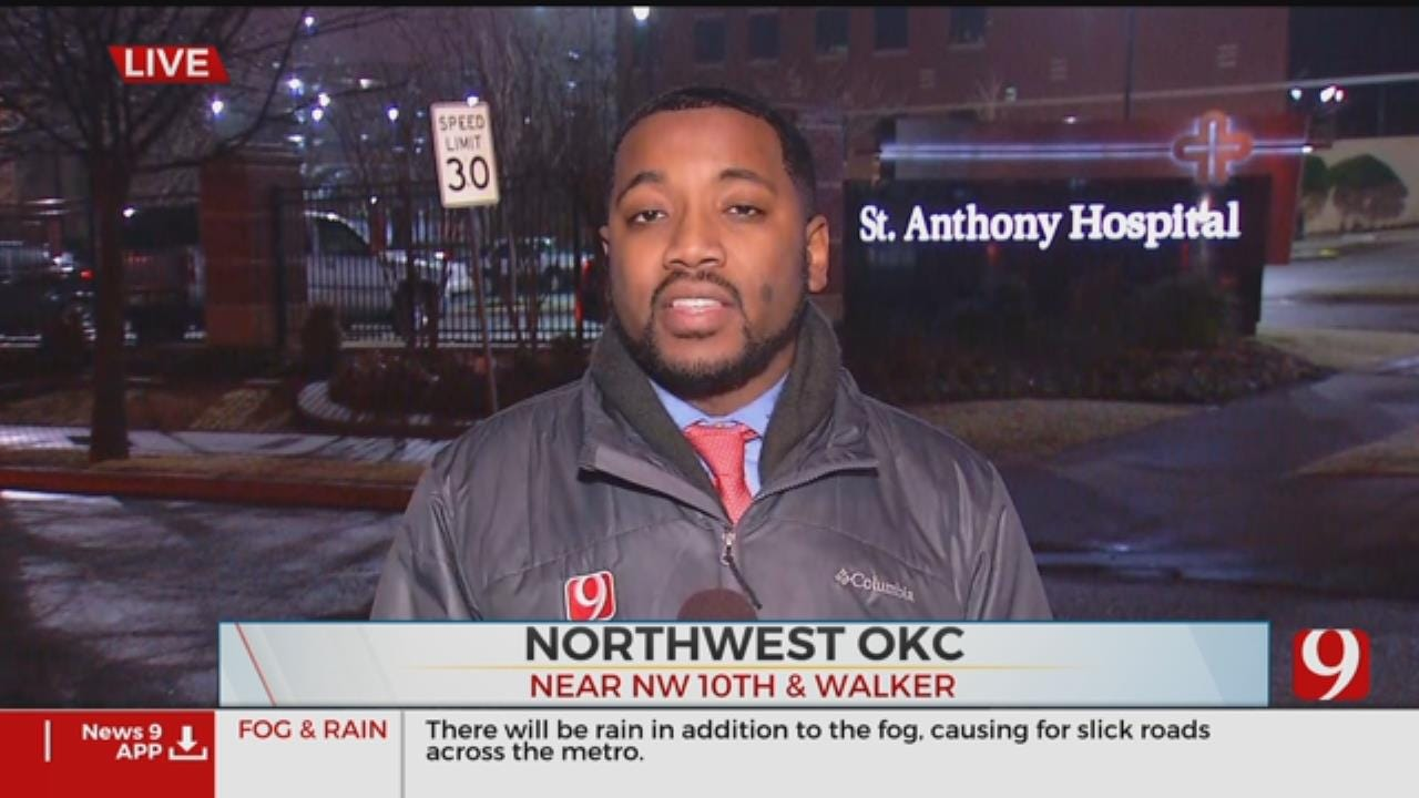 Police Investigate Overnight Fatal NW OKC Apartment Shooting
