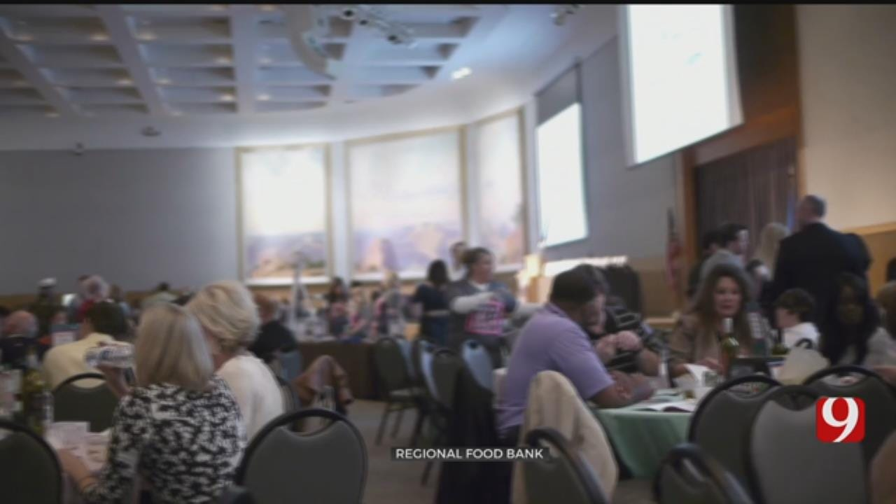 Regional Food Bank Of Oklahoma Hosting Annual Chef's Feast