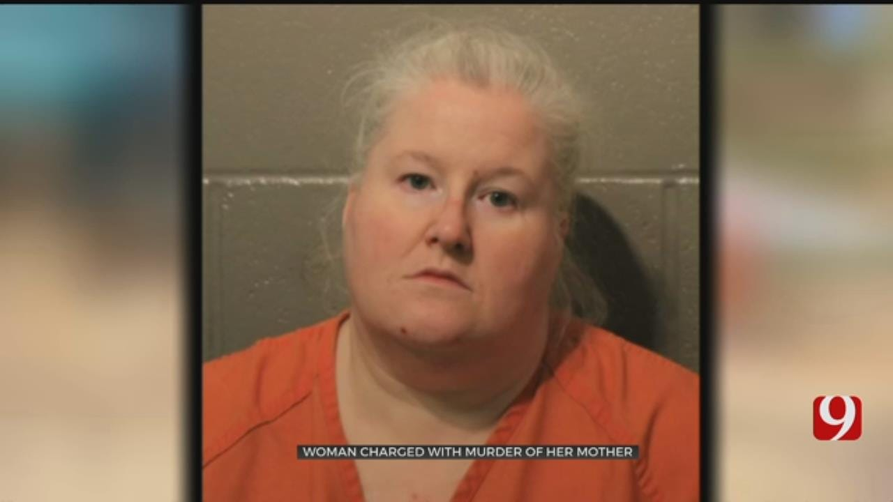 Woman Arrested In Murder Of Her Mother