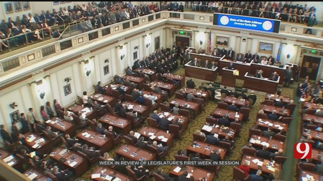 Oklahoma Legislature Week in Review: Education, Taxes, Prisons, Constitutional Carry