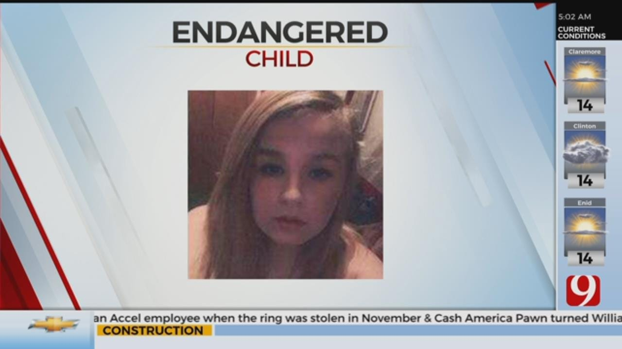 Police Searching For Missing, Endangered Juvenile