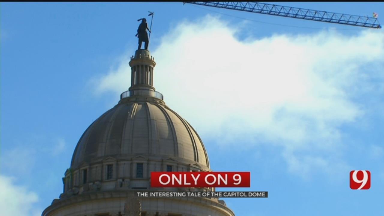 Secrets Of The Oklahoma Capitol Dome