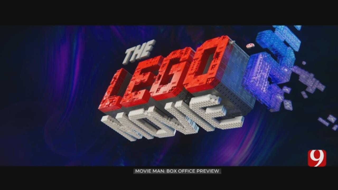 Dino's Movie Moment: Lego Movie 2; What Men Want; Etc.