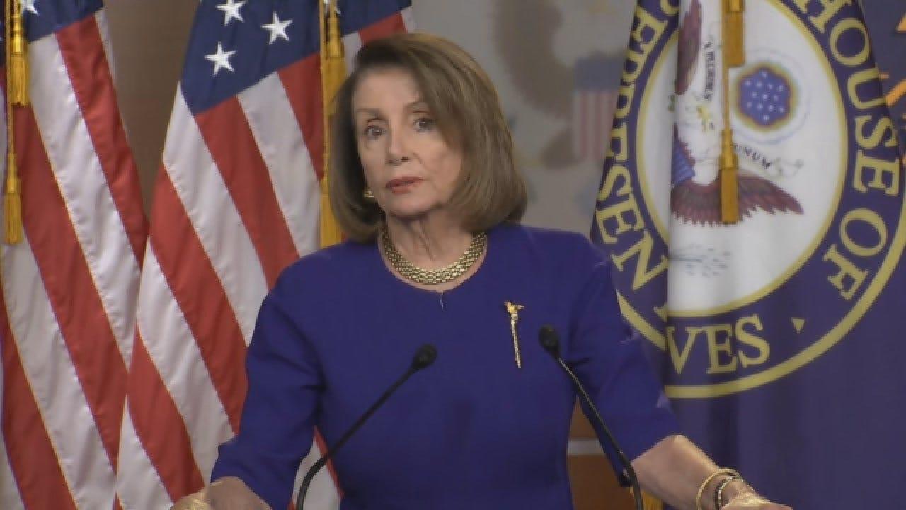 Speaker Pelosi On President Trump's Tax Returns