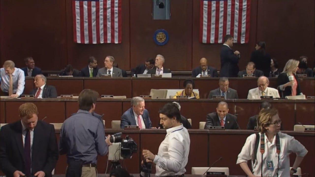 Democrats Begin House Oversight Hearings On Variety Of Topics