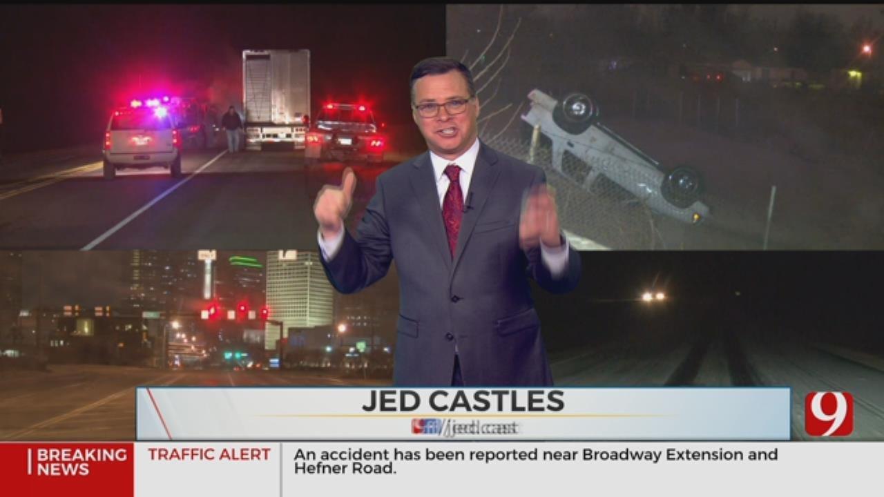 Jed's Thursday Bus Stop Forecast