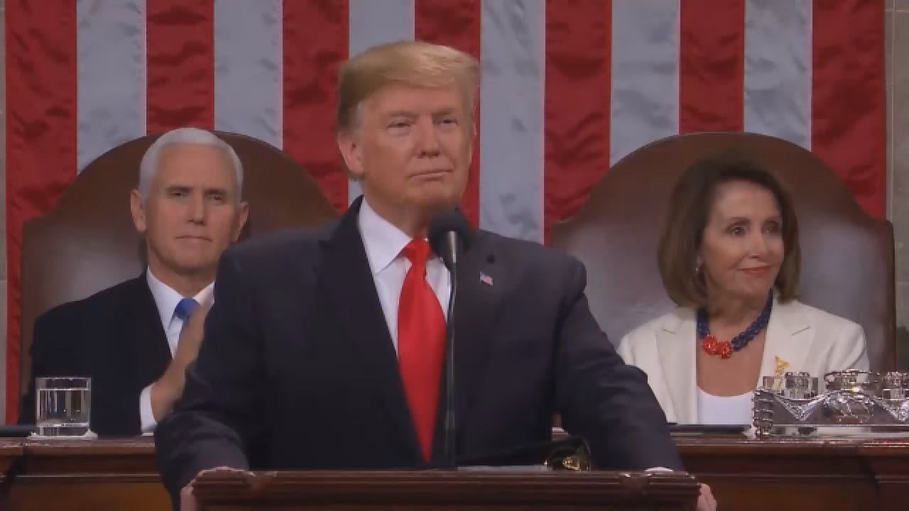 President Trump Remarks On Health Care, AIDS Research