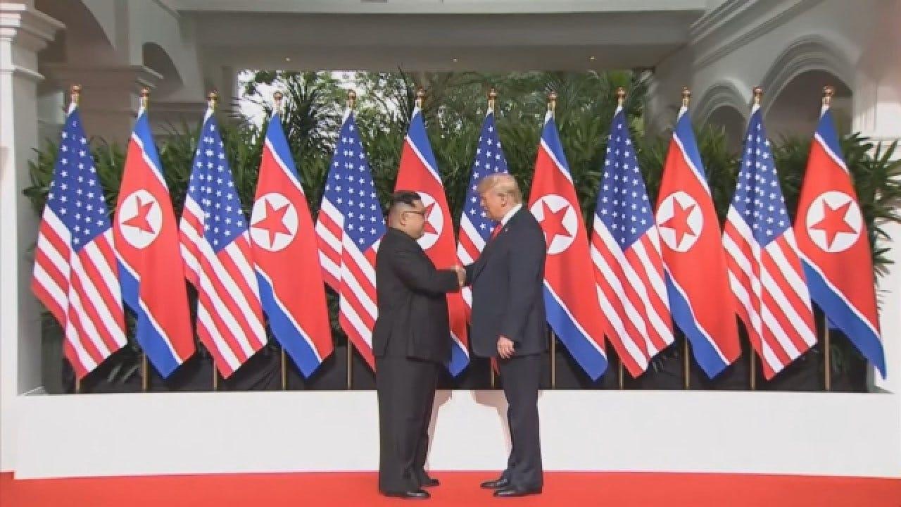 President Trump, N Korean Leader To Meet In Vietnam