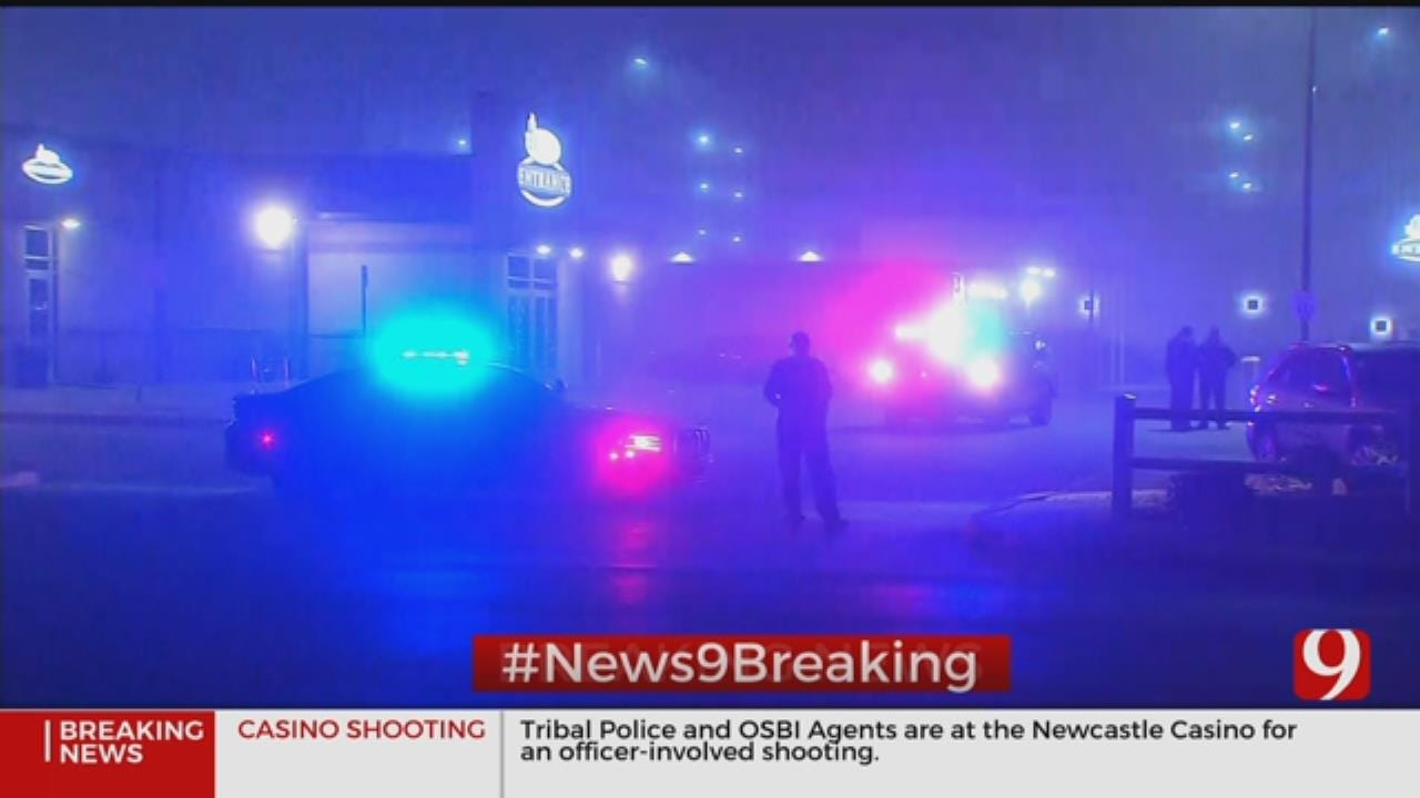 Police Responding Following Newcastle Officer-Involved Shooting