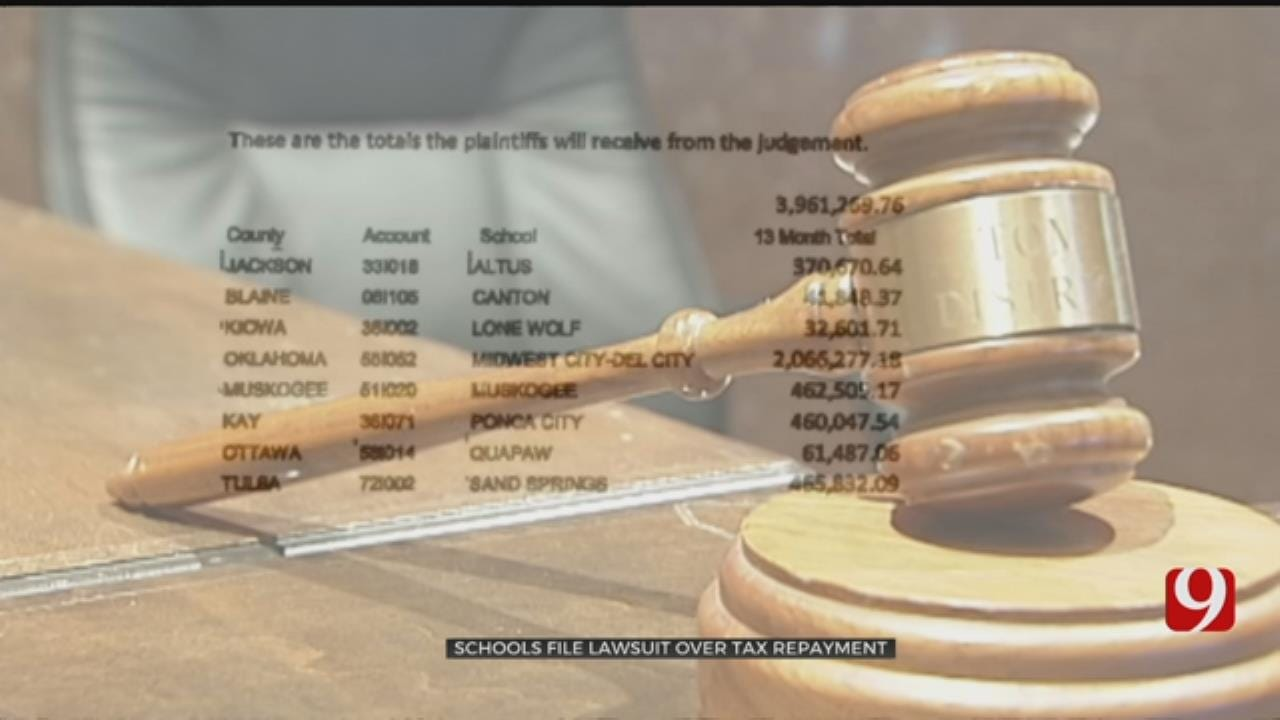 Oklahoma Schools Taking Legal Action After Being Ordered To Pay Back Millions In Taxes