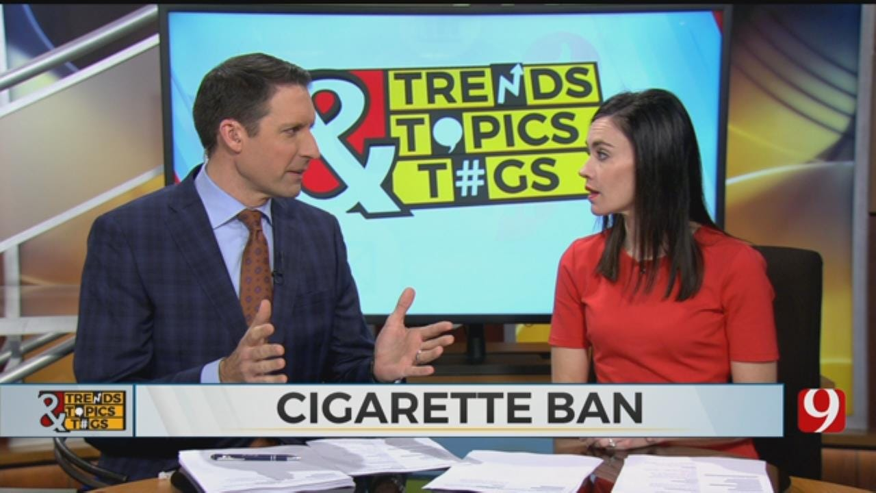 Trends, Topics & Tags: No Smoking In Hawaii?