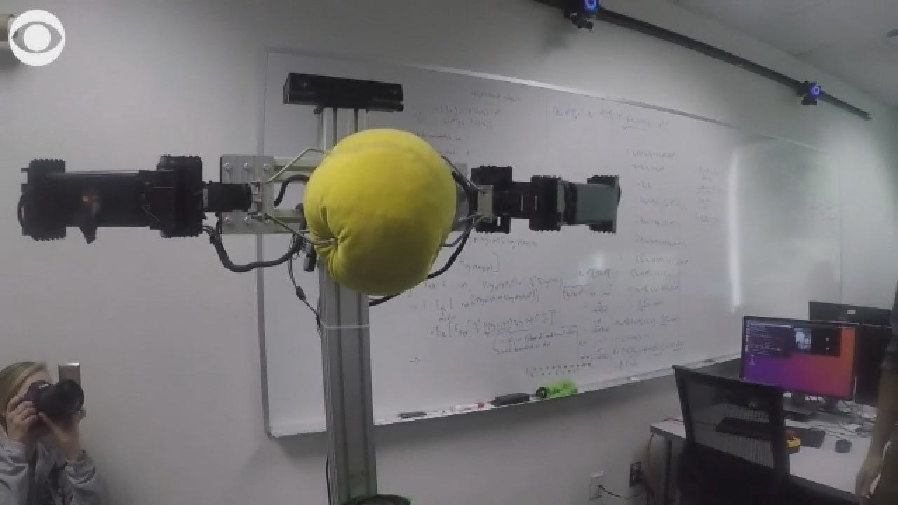 Researchers Developing Smarter Robots