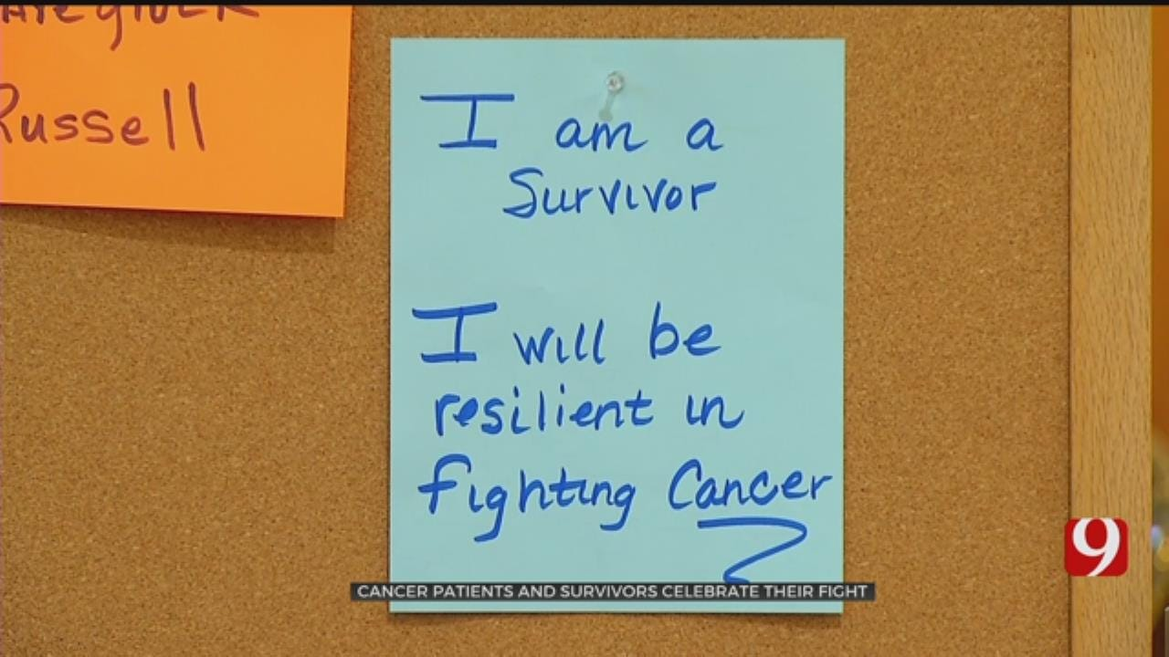 Survivors, Patients Attend 'World Cancer Day' Event In OKC