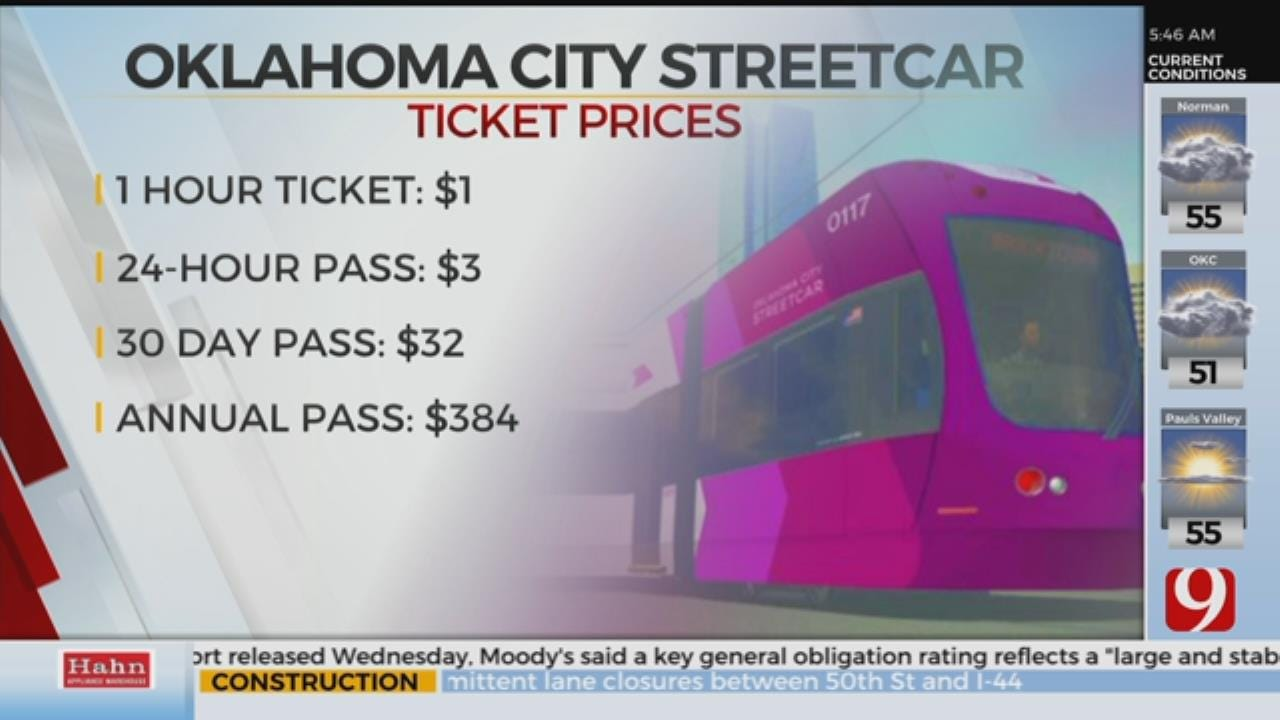 Officials Urge Streetcar Users To Buy Tickets Through Mobile App