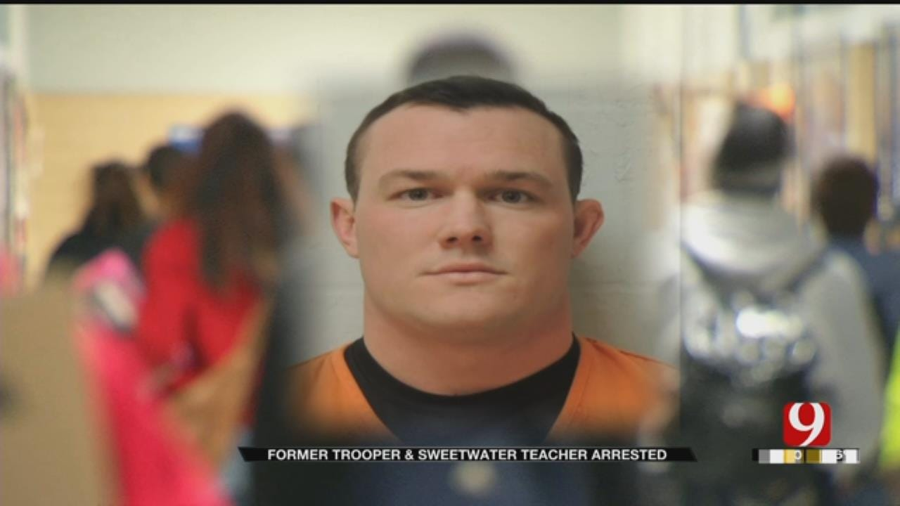 Oklahoma Teacher Charged With Sex Crimes, Including Rape Against A Minor