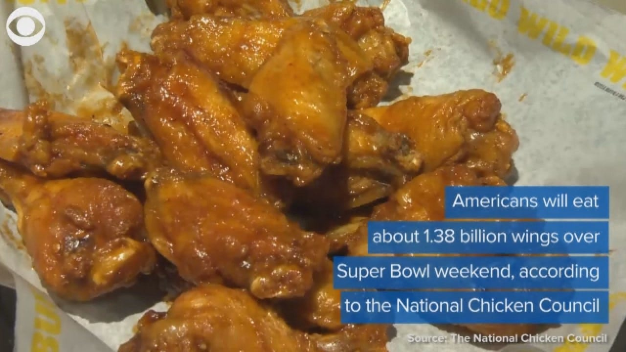 A Look At Popular Super Bowl Snacks