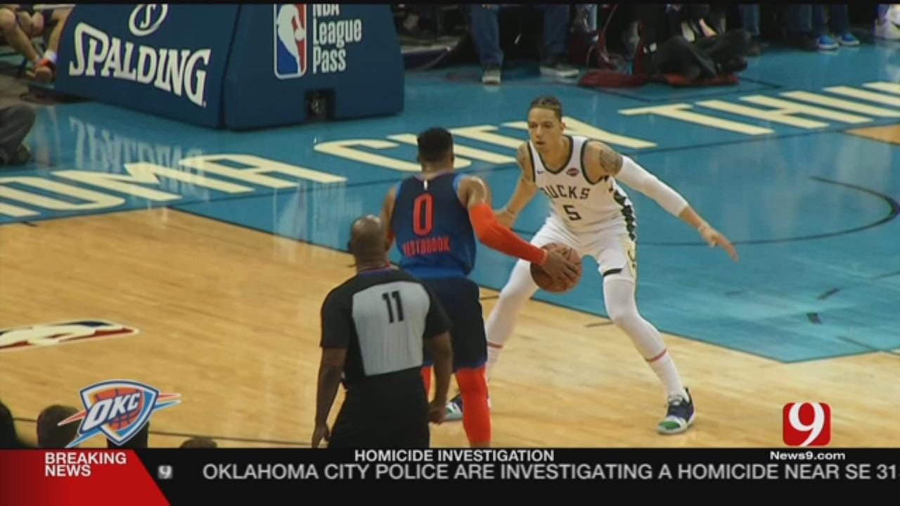 Westbrook Sets Thunder Record After Being Named 2019 NBA All-Star