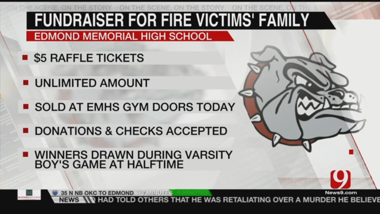 EMHS Basketball Hosting Raffle For Quail Ridge Apt. Fire Victims